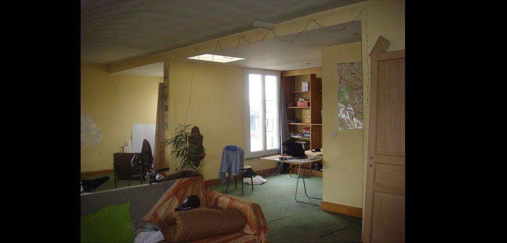 Blog renovation maison ancienne vieille ferme idee - Transformer une maison ancienne ...