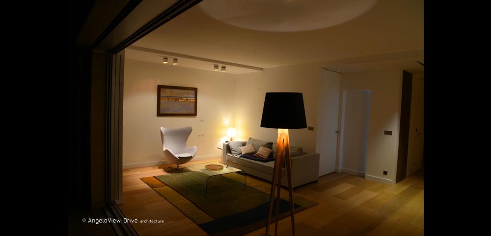 R novation d 39 un appartement haut de gamme entreprise tce for Entreprise renovation appartement