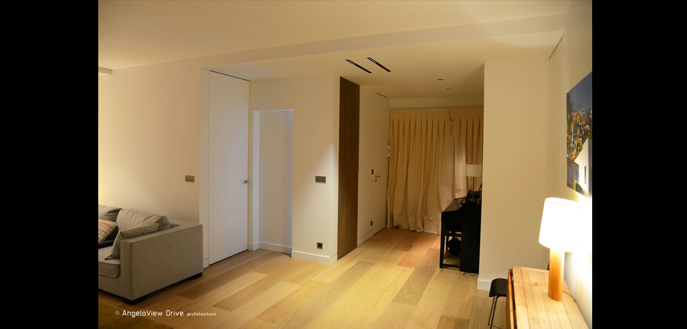 r novation d 39 un appartement haut de gamme entreprise tce. Black Bedroom Furniture Sets. Home Design Ideas