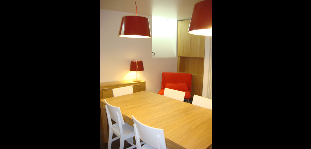 Rénovation de bureau à Paris et région parisienne: salle de réunion