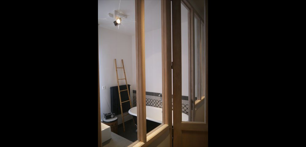 Rénovation de maison à Paris et région Parisienne : salle de bain