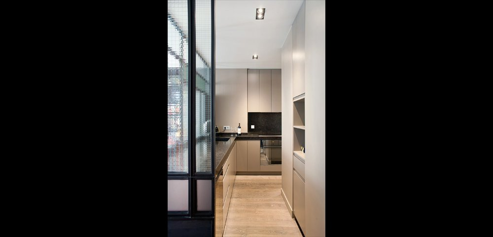 Rénovation de cuisine à Paris