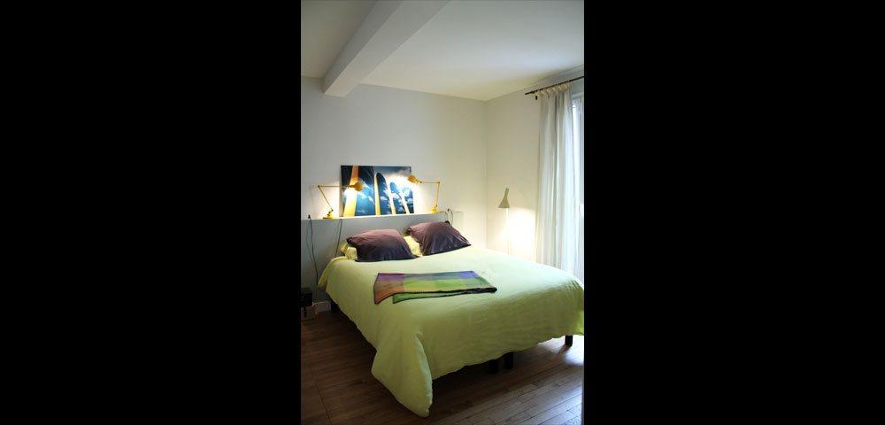 Rénovation de maison à Paris et région Parisienne : chambre