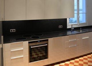 Rénovation d'une cuisine à Paris 6