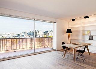 r novation d 39 appartement paris 15 entreprise de r novation. Black Bedroom Furniture Sets. Home Design Ideas