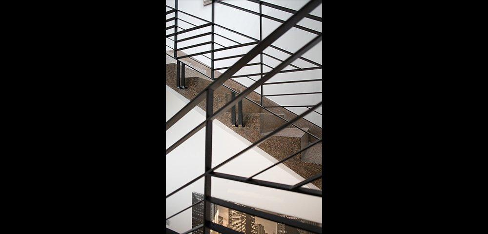 Rénovation d'une maison à Neuilly Sur Seine : Escalier