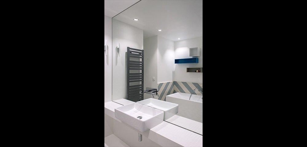 Rénovation d'une maison à Neuilly Sur Seine : Salle de bain