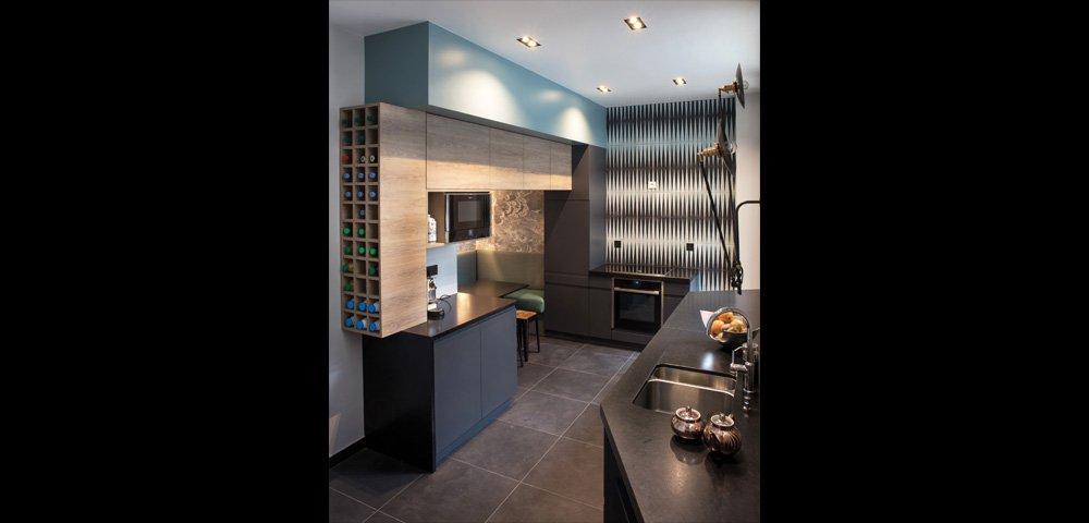 Rénovation d'une maison à Neuilly Sur Seine : Cuisine