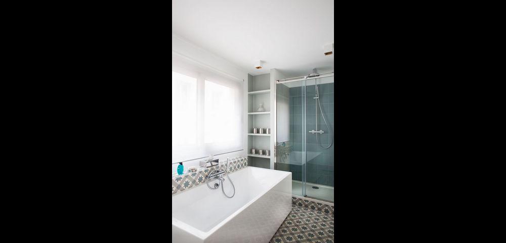 Entreprise de rénovation Paris 15 : salle de bain