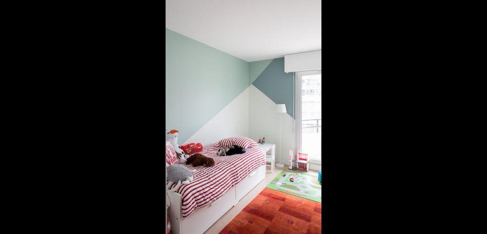 Entreprise de rénovation Paris 15 : chambre