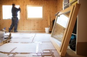 Rénovation intérieur = gain énergie