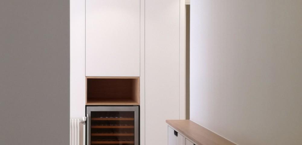 Travaux de rénovation d'appartement dans le 19ème arrondissement de Paris